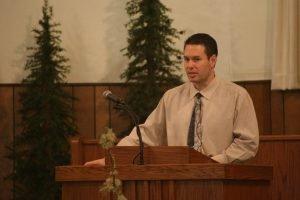 Keynote speaker Scott LaPierre