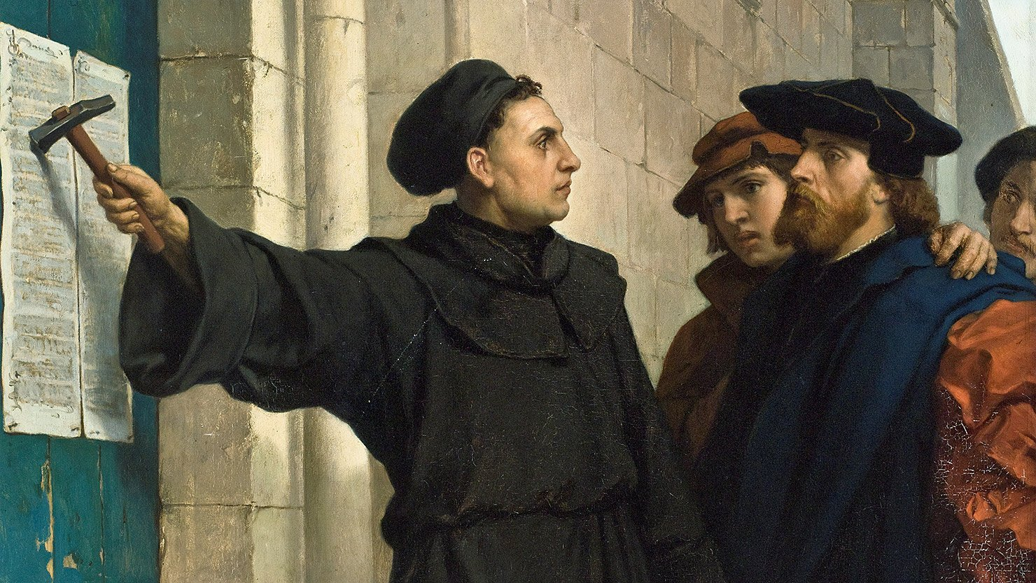 Reformation Day and the Five Solas