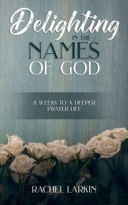 Dlighting in the Names of God by Rachel Larkin