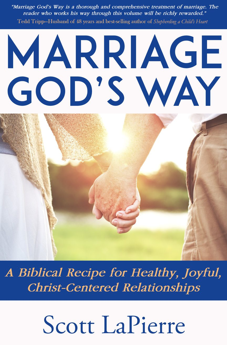 Reviews of Marriage-Gods-Way-author-Scott-LaPierre-front-cover