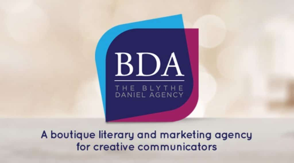 Signing with the Blythe Daniel Agency