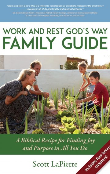 Work and Rest God's Way Family Guide