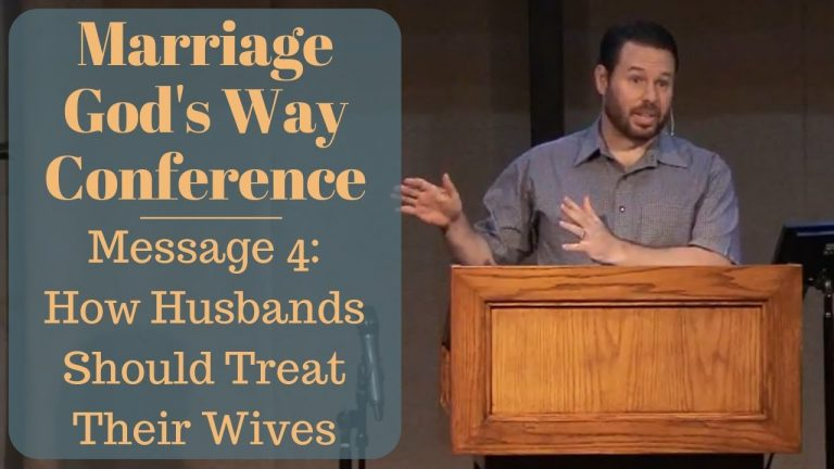 Husbands Live with Your Wives in an Understanding Way