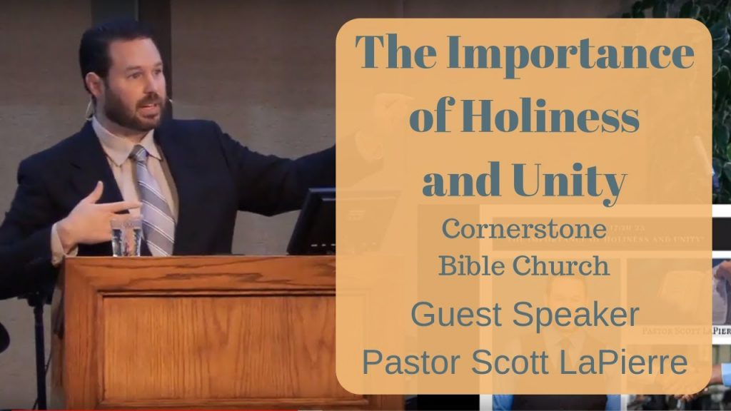 Unity and Holiness in the Church