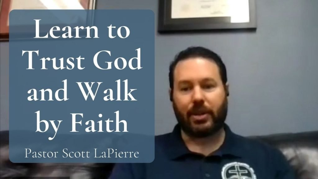 Learn to Trust God and Walk by Faith - Legacy by Design Interview with Scott LaPierre