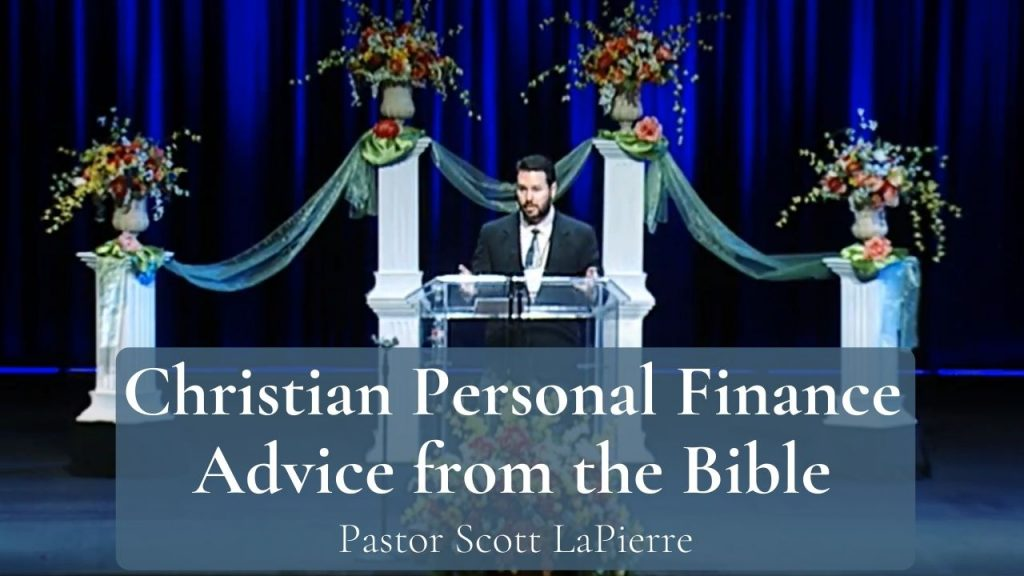 Christian Personal Finance Advice from the Bible
