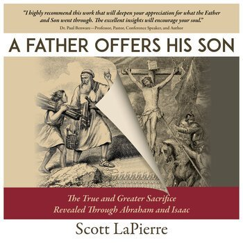 A father offers his son audiobook cover