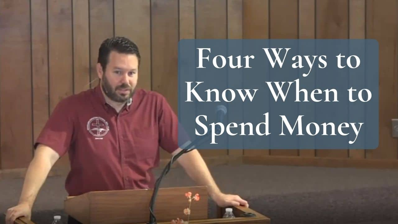 Four Ways to Know When to Spend Money